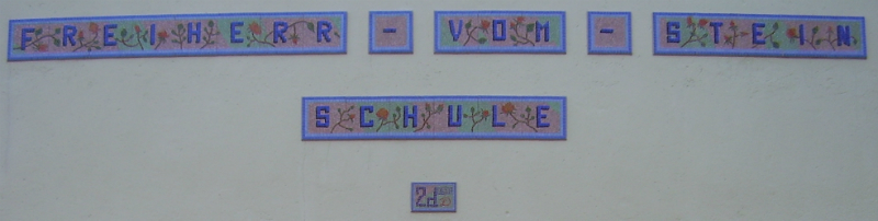Klassenprojekt_Mosaik